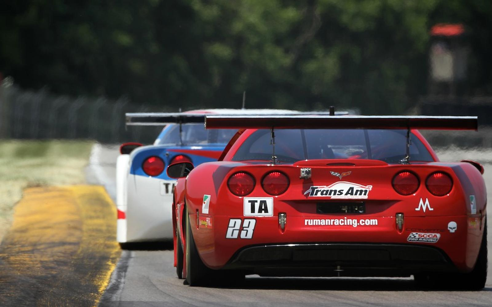 Ruman Returns to Trans Am Podium at Mid-Ohio – Scores 2nd Place