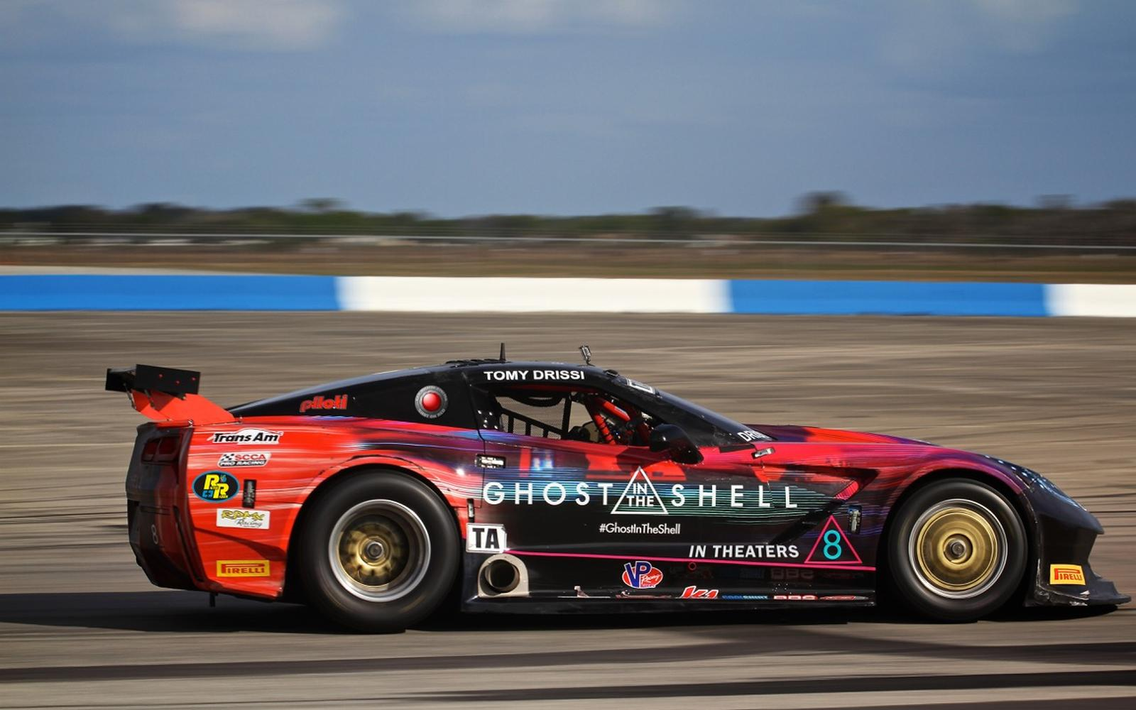 Tomy Drissi Ready for TransAm Series Round 2 at Homestead