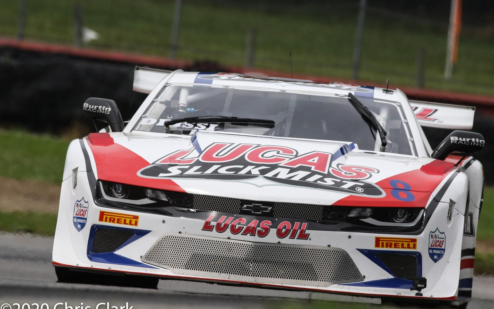 Mid-Ohio Proves to Be as Unpredictable as the Weather for Tomy Drissi