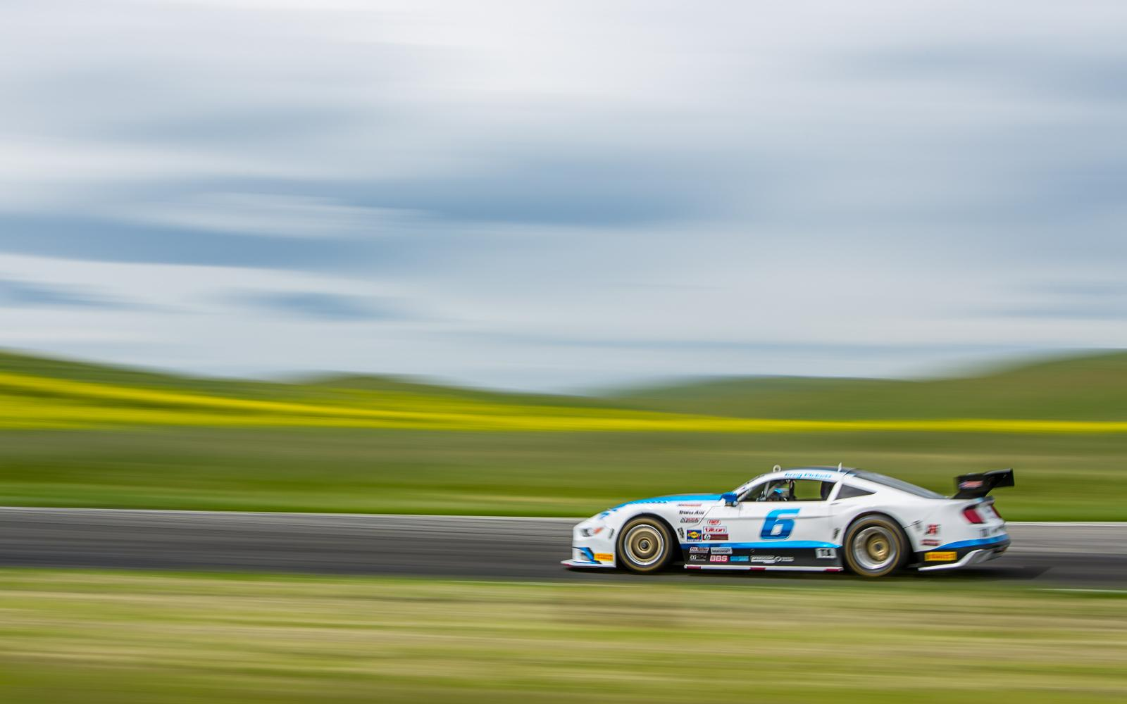 Greg Pickett Scores 21st Trans Am Victory at Thunderhill Park