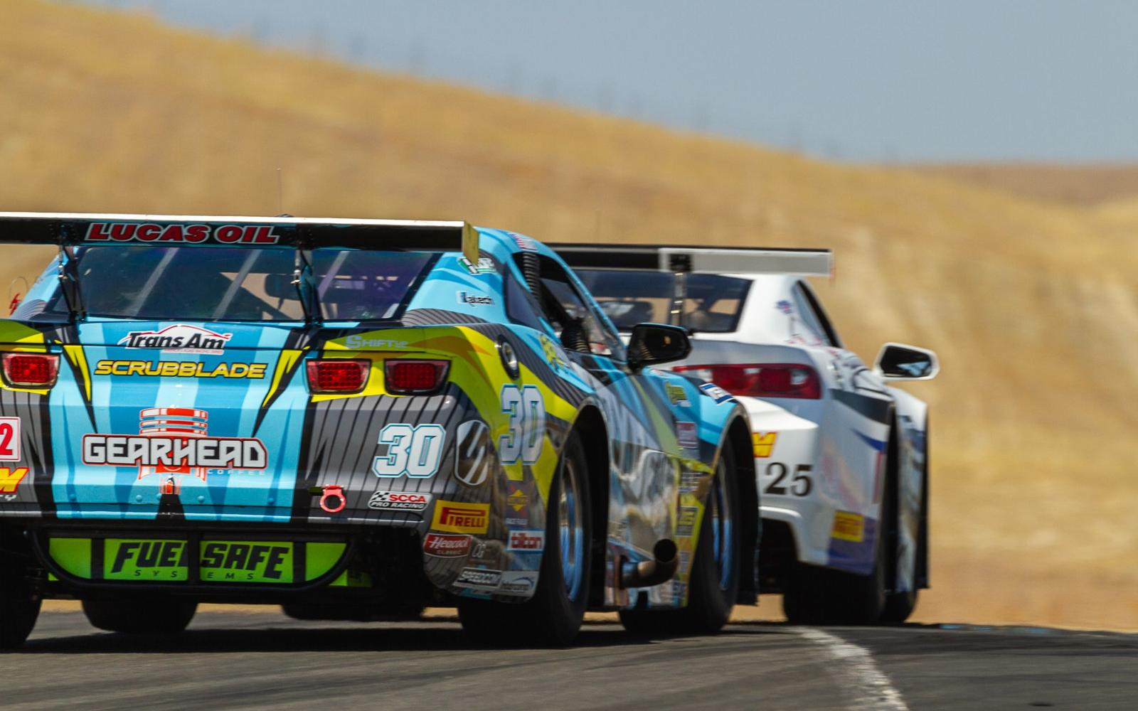 Trans Am West Coast Championship Back in Action at Thunderhill