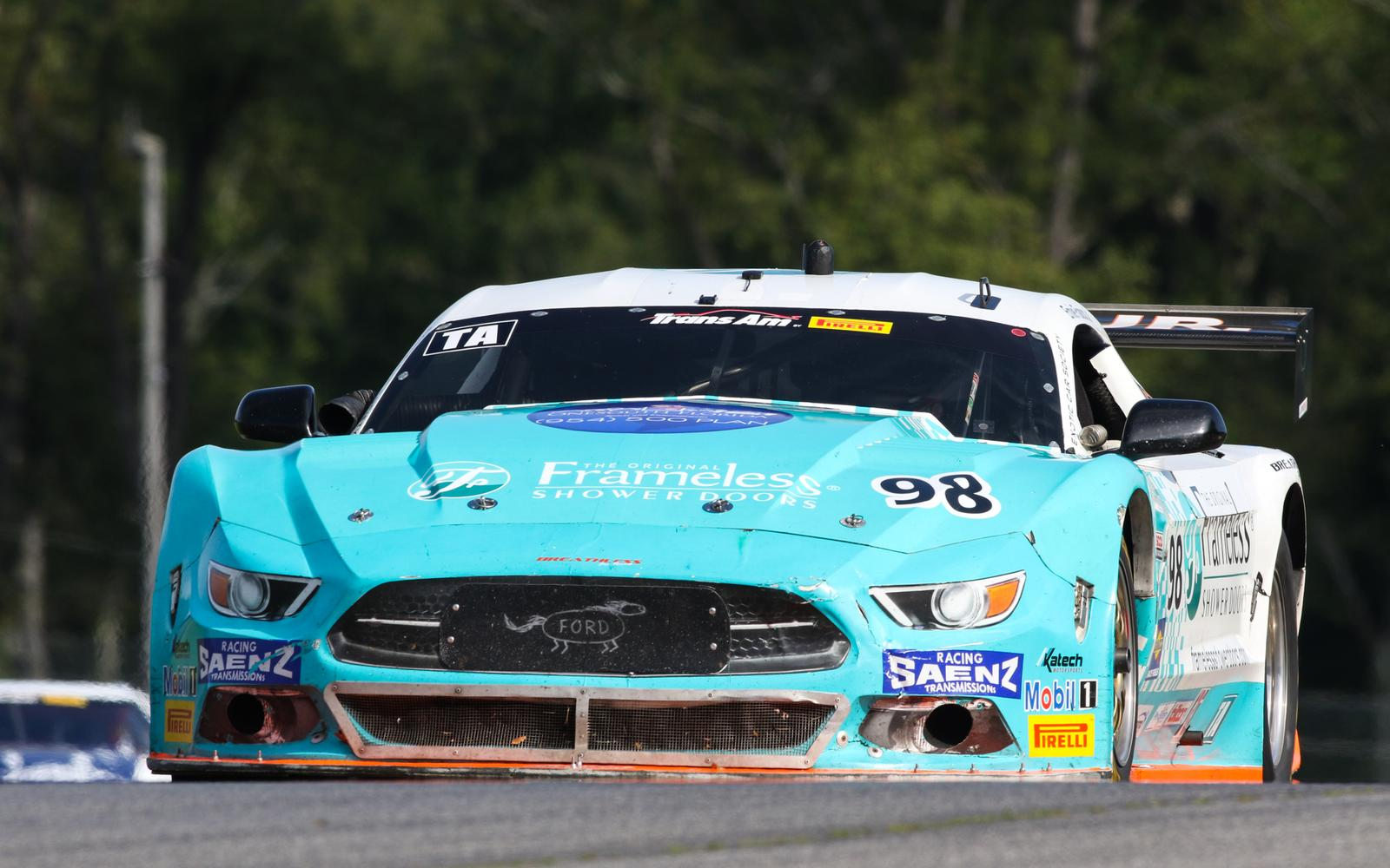 Trans Am at Mid-Ohio: Francis, Jr., Boden, and Funk take pole for Saturday's First Energy Mid-Ohio 100