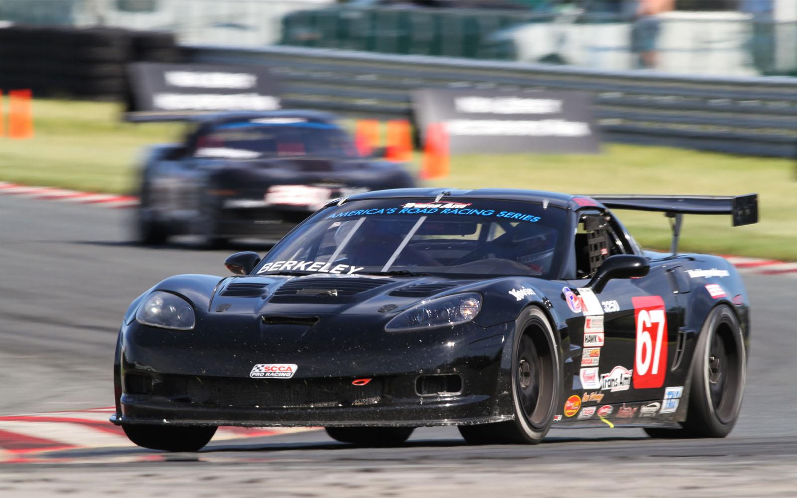 Berkeley takes first Trans Am win at New Jersey