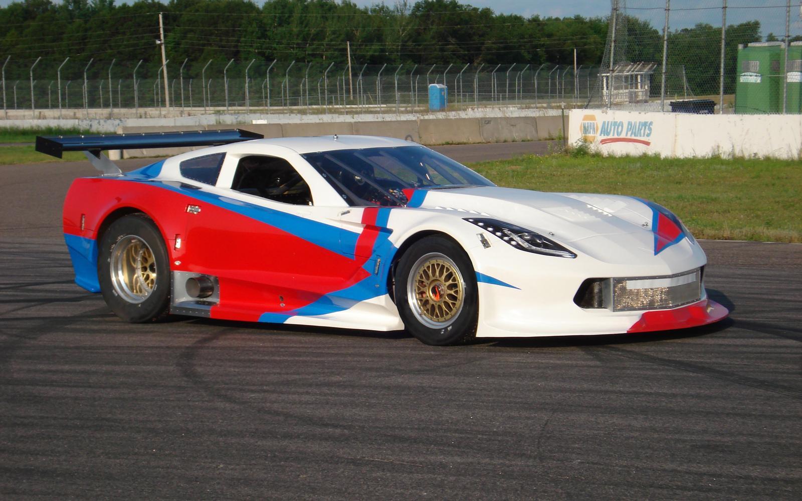 Mid-Ohio Sports Car Course >> C7 Corvette set for Trans Am debut