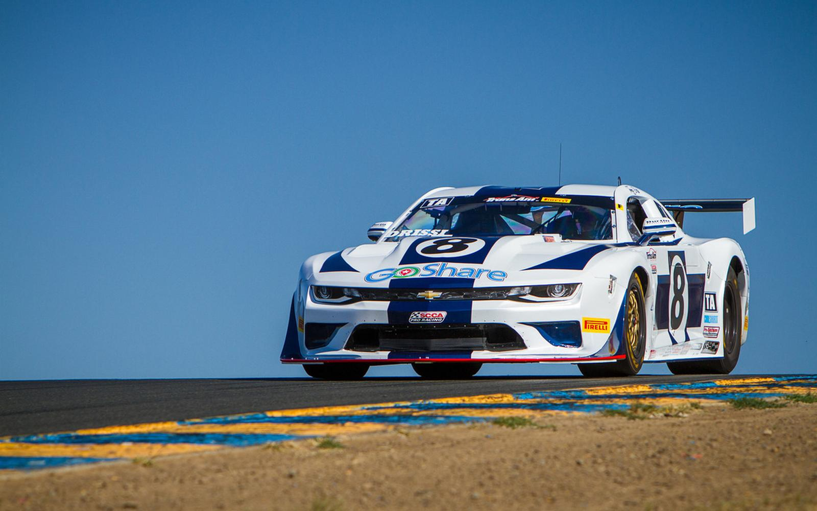 Hard charging Drissi grabs podium finish at Sonoma
