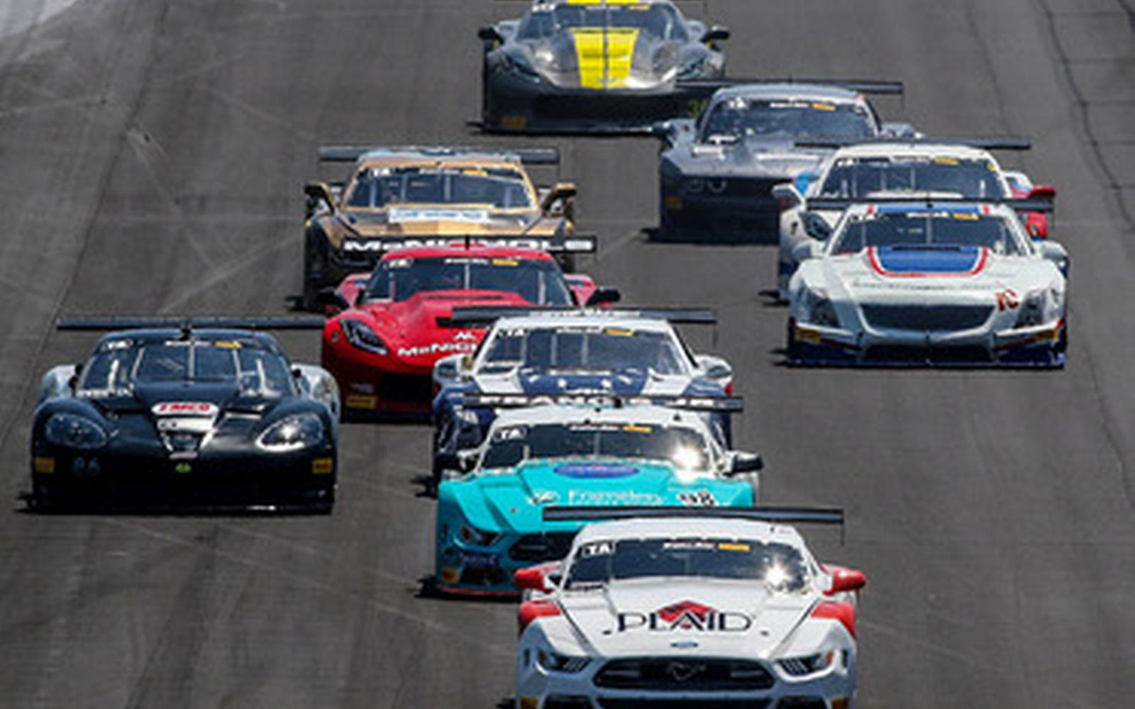 DYSON TAKES SECOND STRAIGHT TRANS AM WIN AT INDY