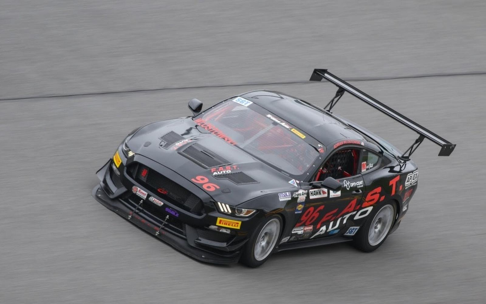 Hawk Performance and Forgeline Wheels Boost F.A.S.T. Auto Racing in SGT Championship Challenge