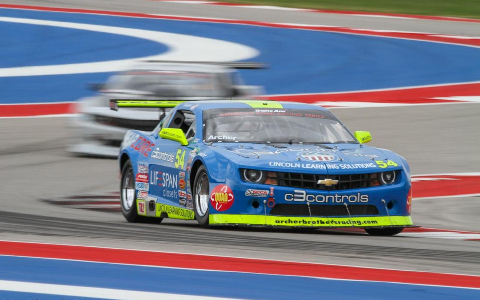 ARCHER BROTHERS TEAM MOVES TO 15TH, 26TH AND 29TH FOR CIRCUIT OF THE AMERICAS RACE