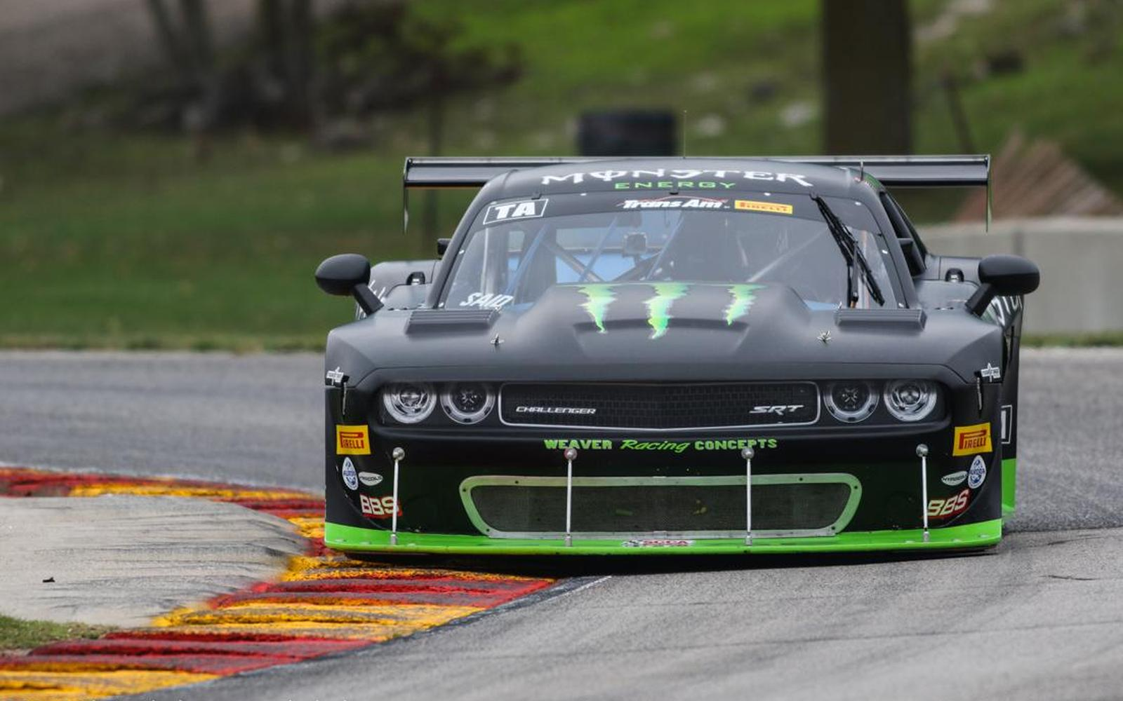 Boris Said back at Road America with Monster Energy and Weaver Racing