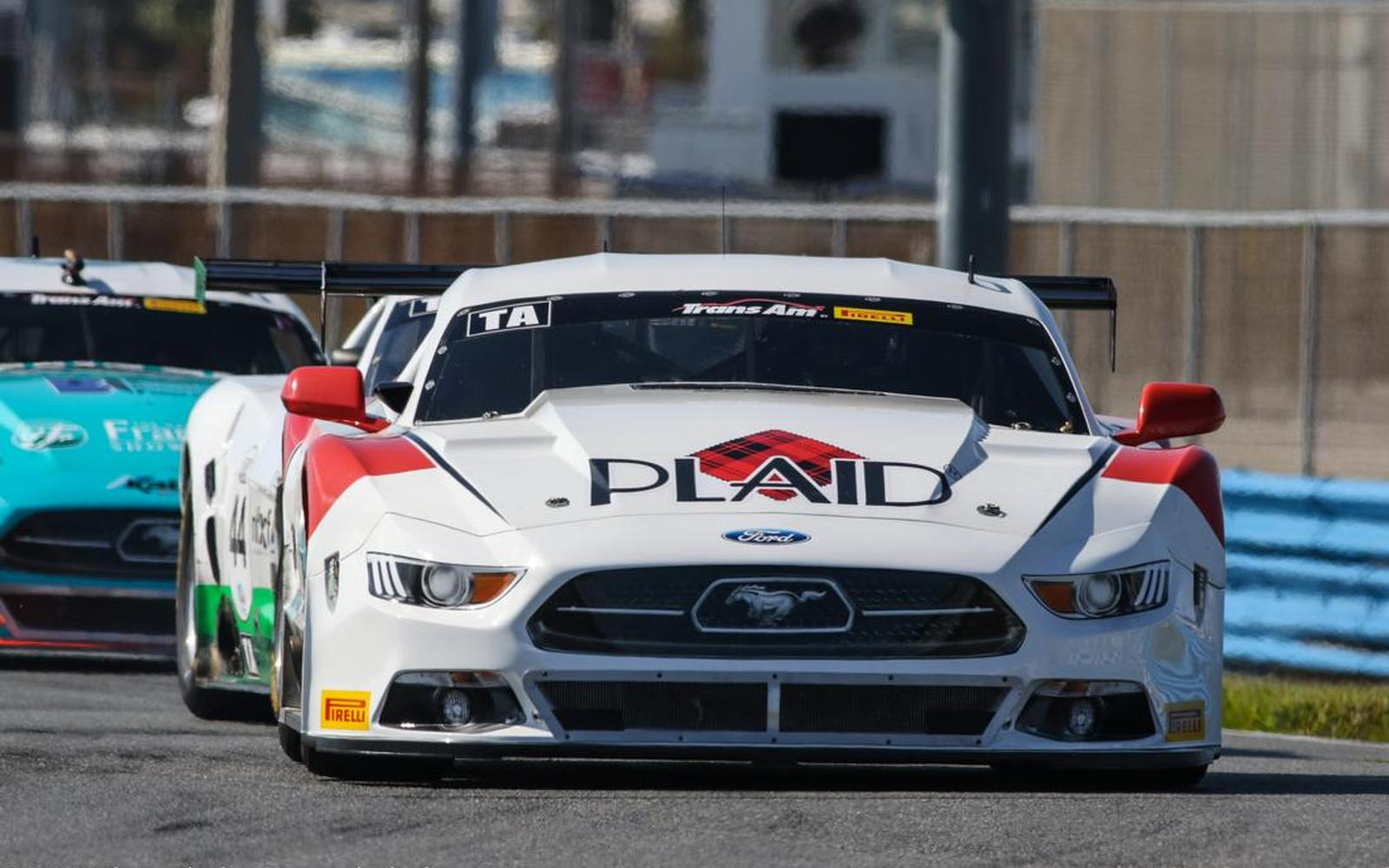 Dyson Looks To Close Out Strong Rookie Trans Am Season with Victory at Daytona Series Finale