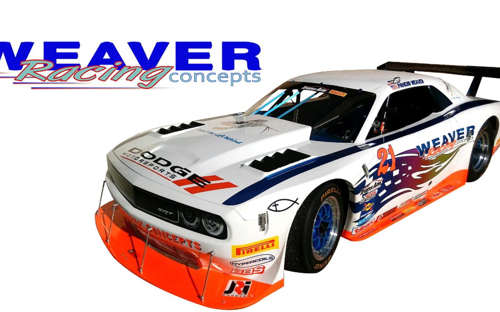 Weaver Racing Concepts Debuting New 2018 Chassis at Indy with Boris Said