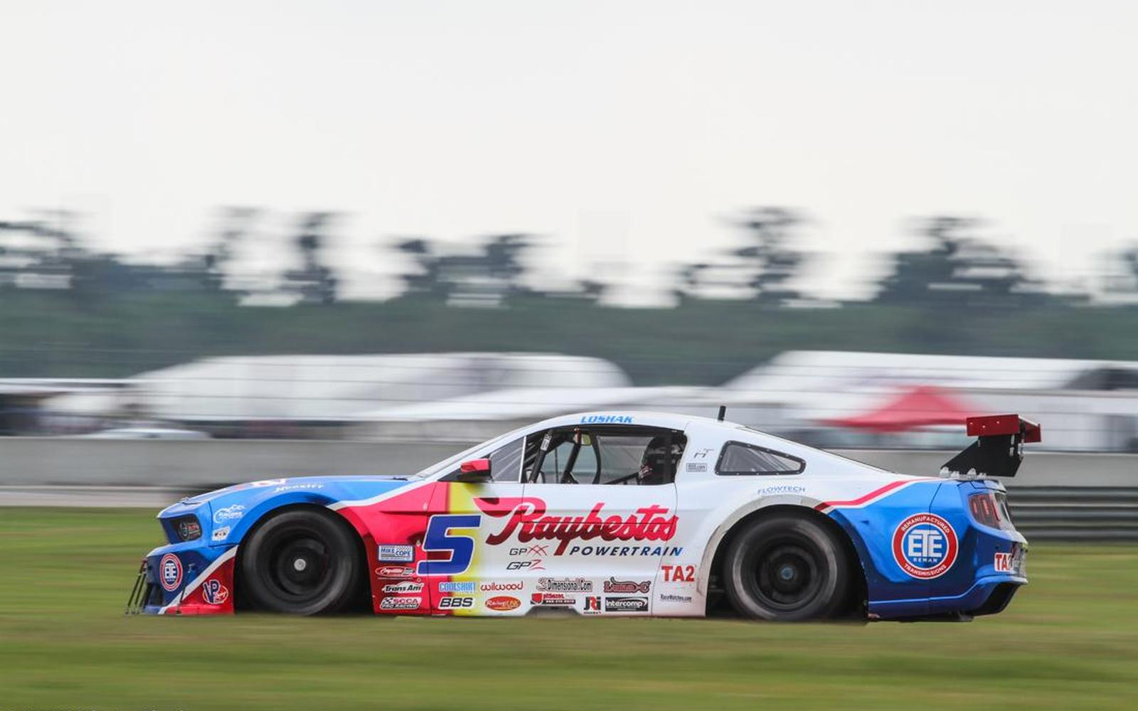 Solid showing from MCRE drivers at NOLA Motorsports Park