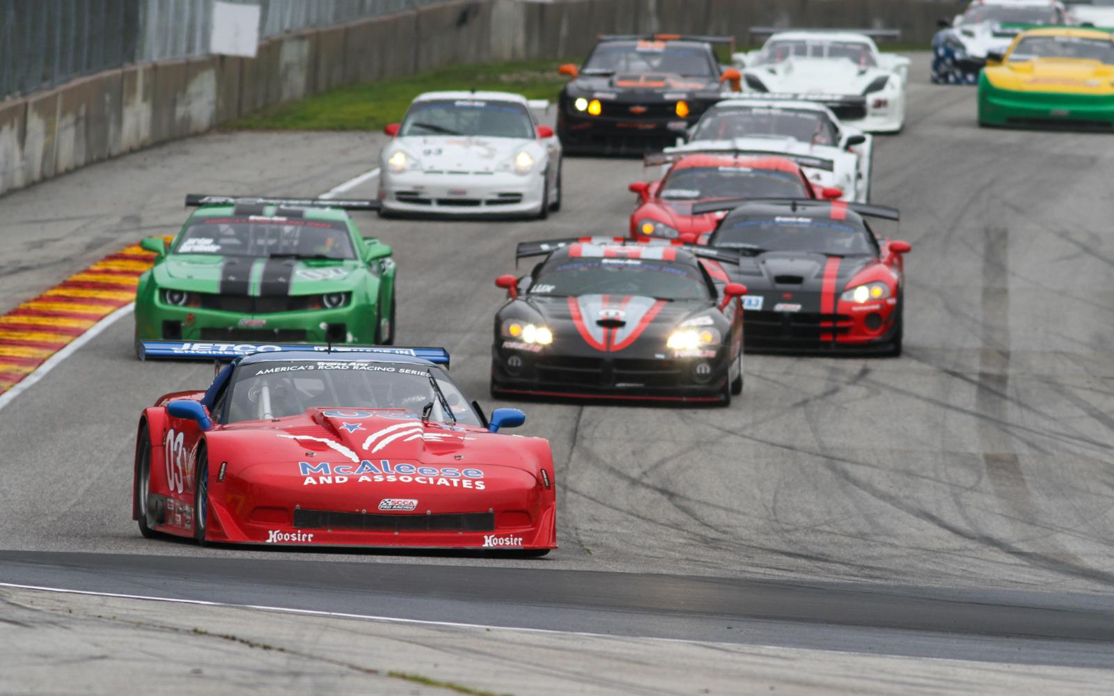 McAleese and Ave victorious in survival race at Road America