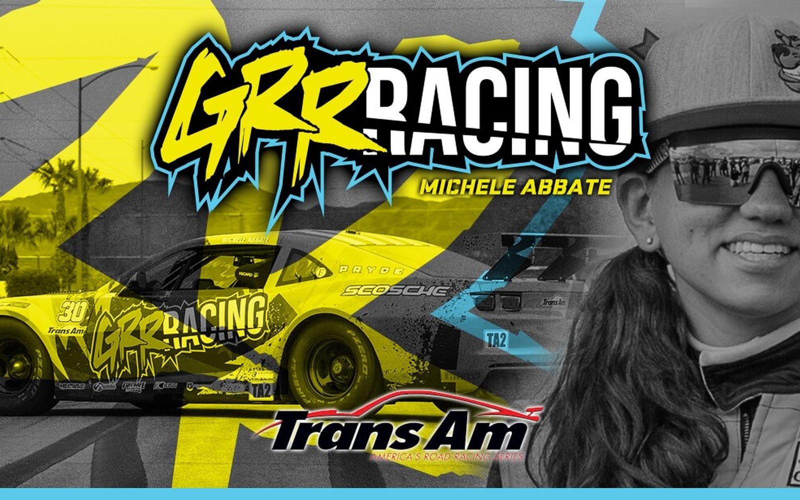 Grr Racing Heads to Auto Club Speedway for Round 2 with Trans Am