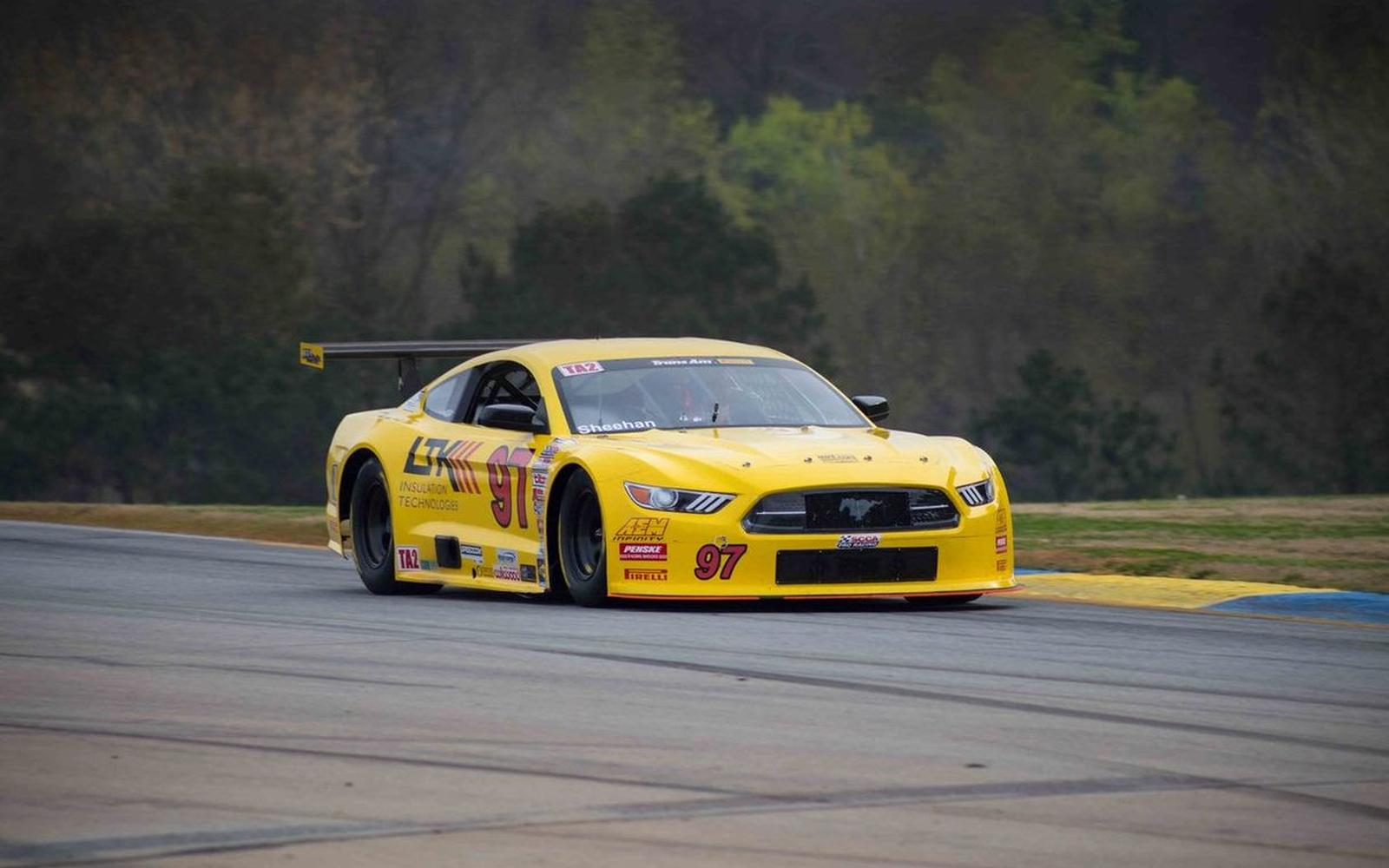 Sheehan Takes Positives After Frustrating Finish at Michelin Raceway Road Atlanta