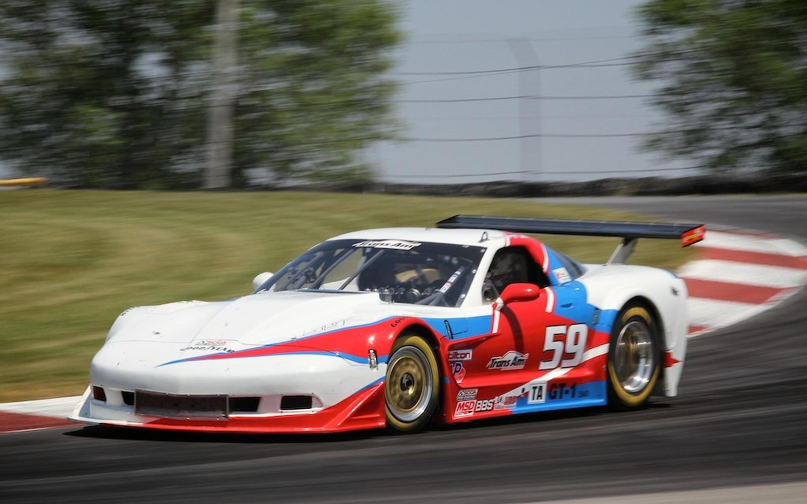 Champions and Contenders Vie for 2013 Trans Am Series Honors