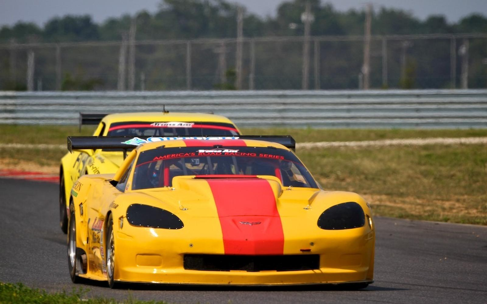 Tony Ave's 12th consecutive pole sets Trans Am record