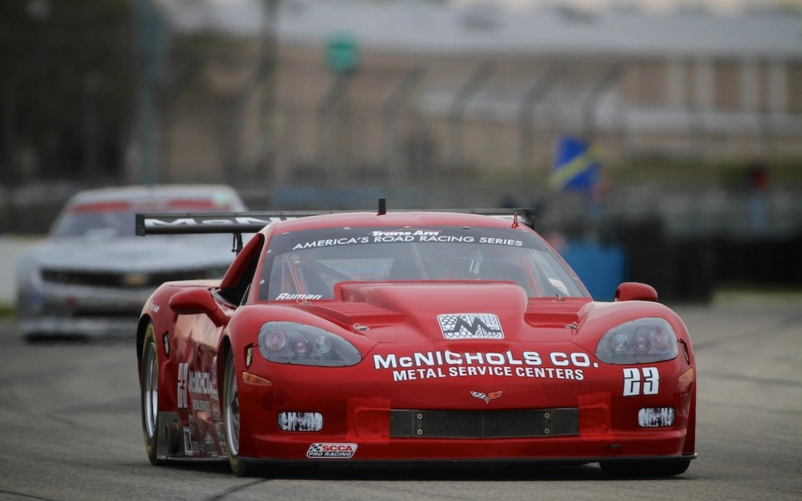 Ruman Scores Third in Sebring Season-Opener