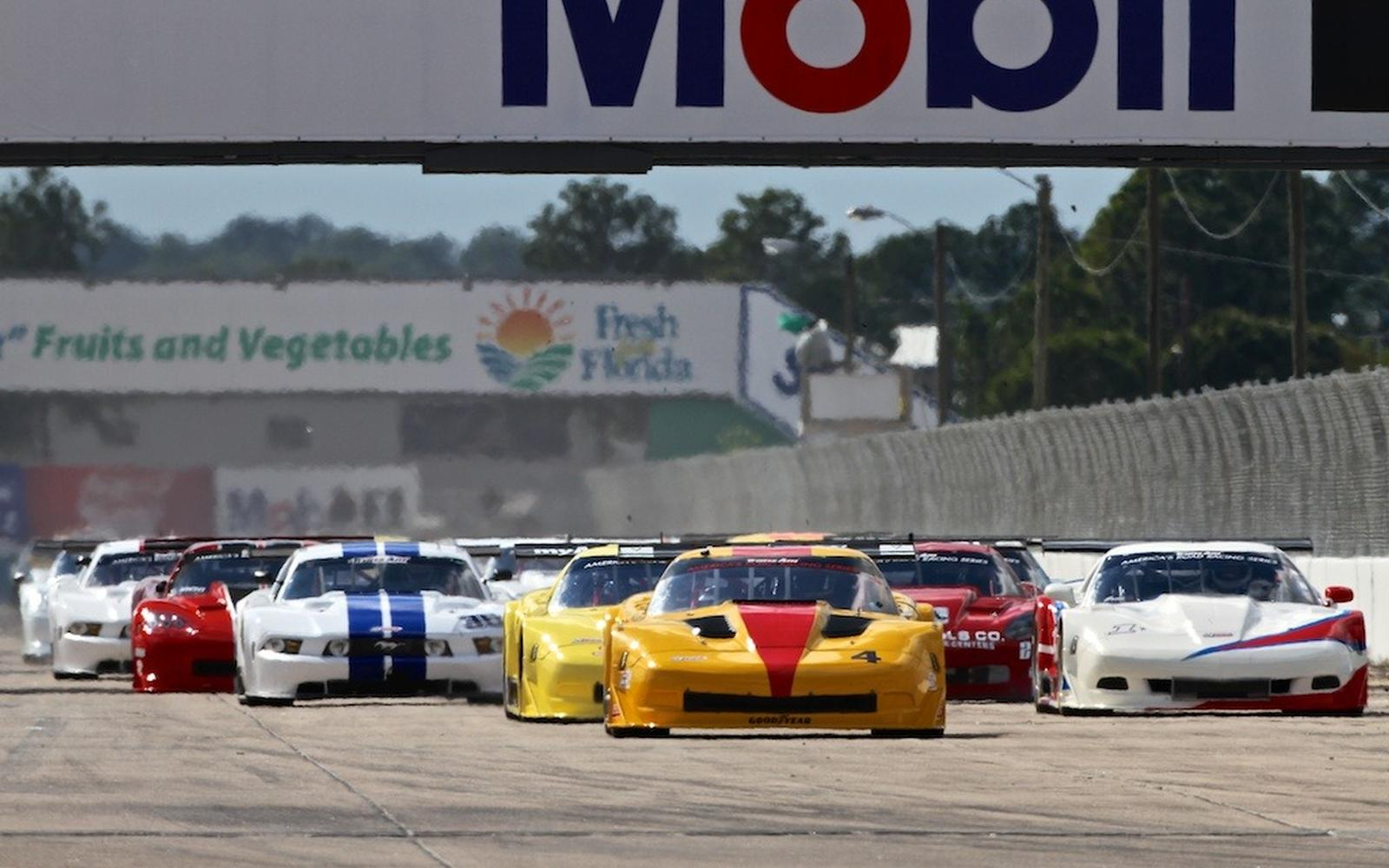 Peterson, Lawrence and Seuss take home victories at first race of 2013 Trans Am Series