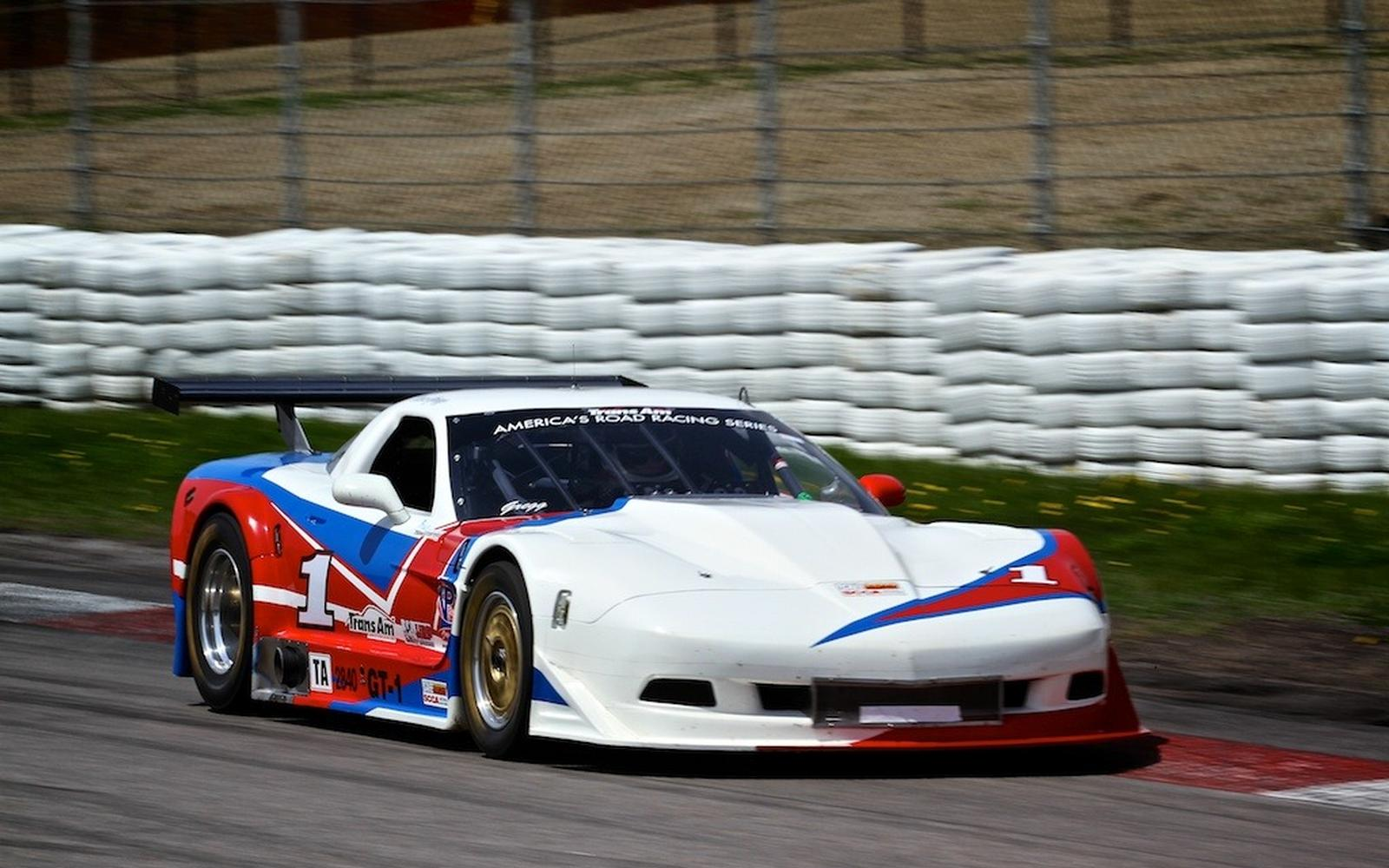 Three classes, three track records for Trans Am at CTMP qualifying