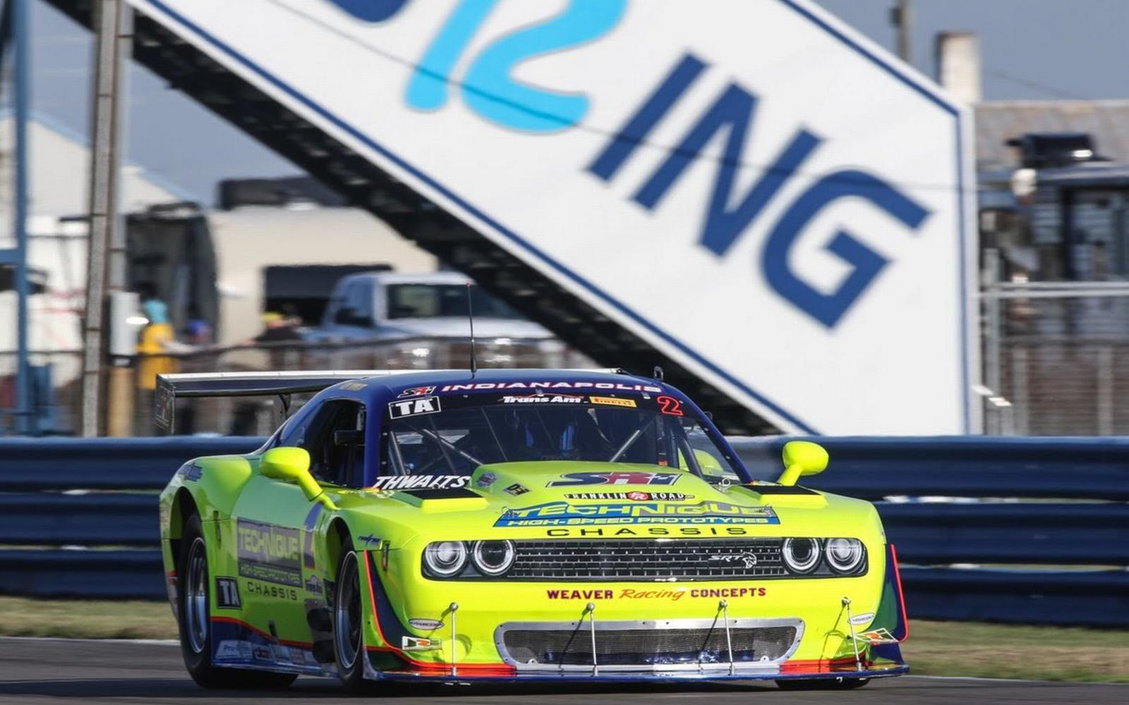 THWAITS PASSES TRANS AM'S TOUGHEST CHALLENGE AND PAYS TRIBUTE TO SERIES