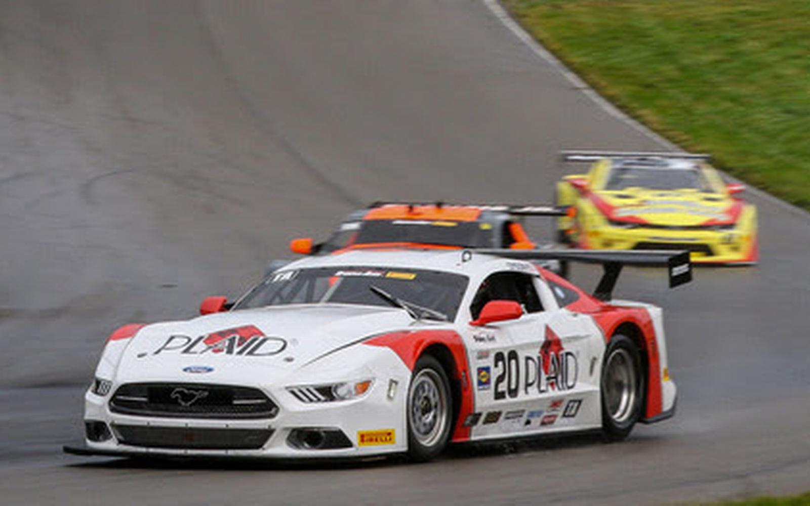 DYSON SALVAGES PODIUM FINISH AFTER PIT STOP ISSUE BLUNTS DRIVE FOR MID-OHIO TRANS AM WIN