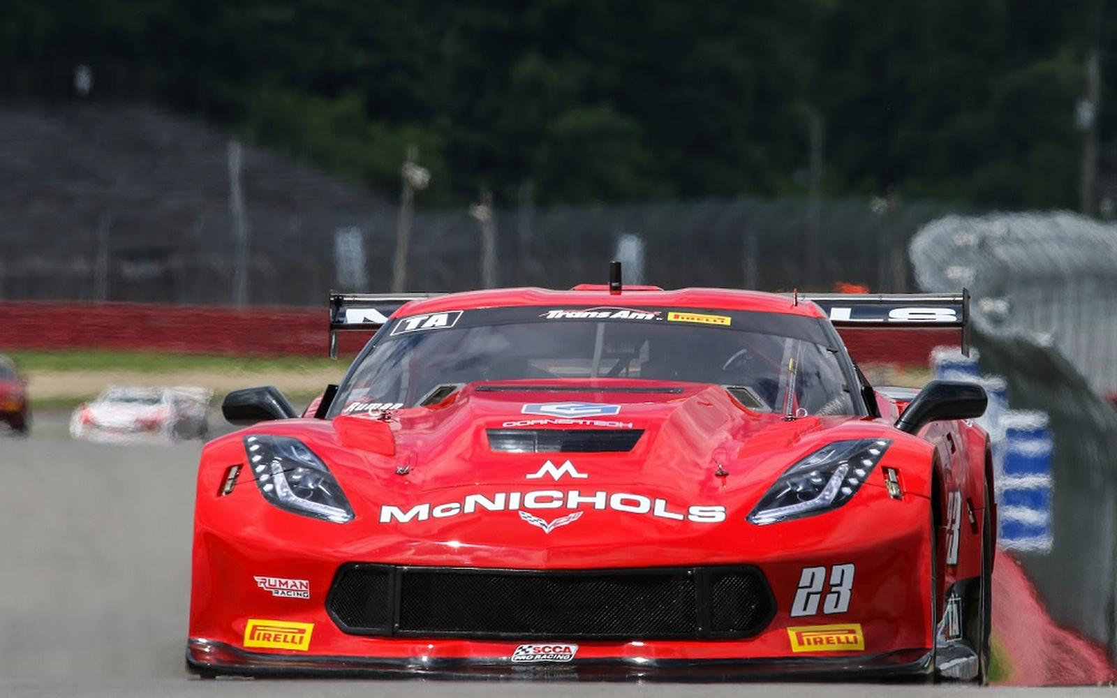 Stormy Weekend Dampens Ruman's Results at Mid-Ohio