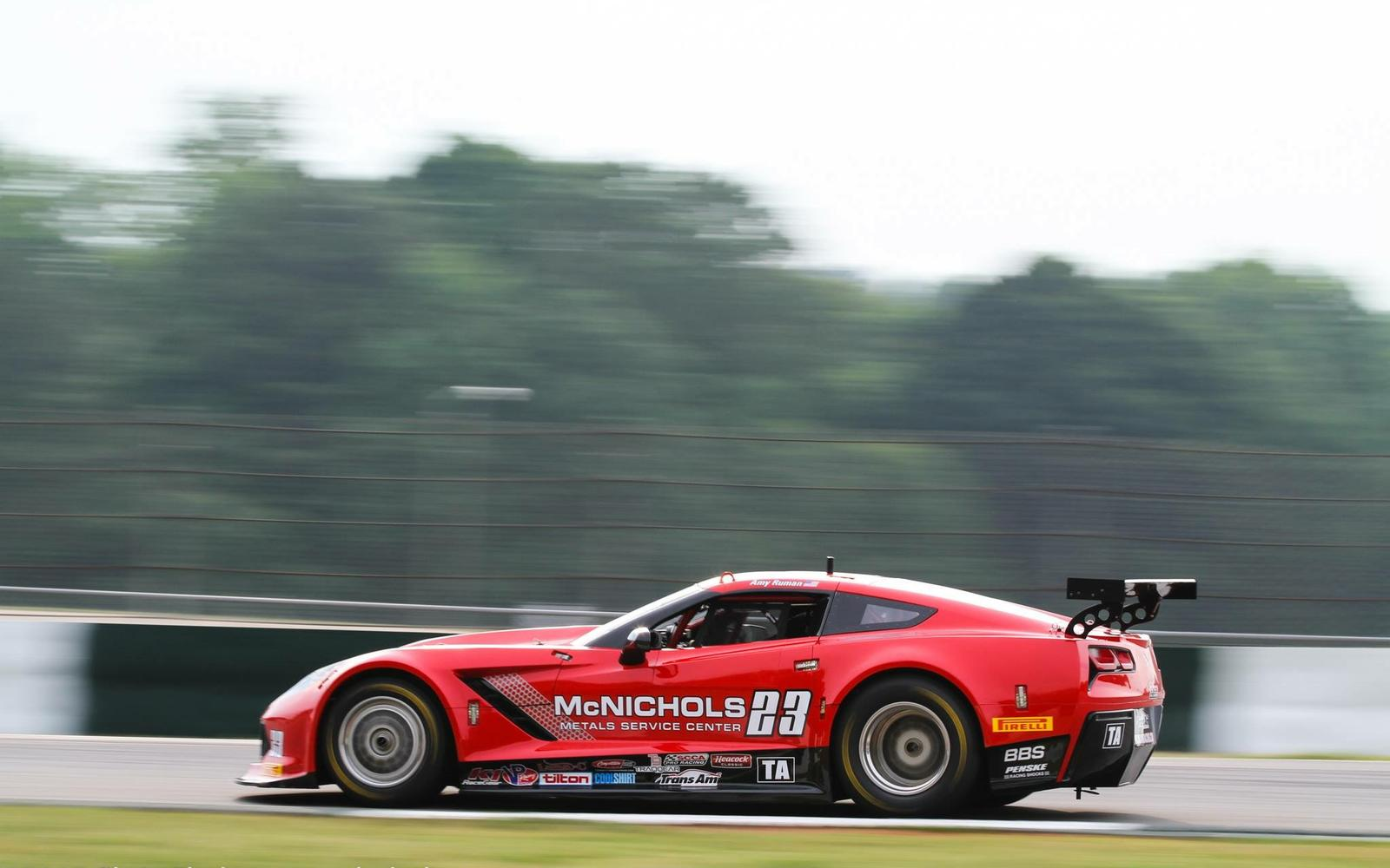 Ruman Heads to Atlanta Trans Am Season Finale After Scoring Fifth at COTA
