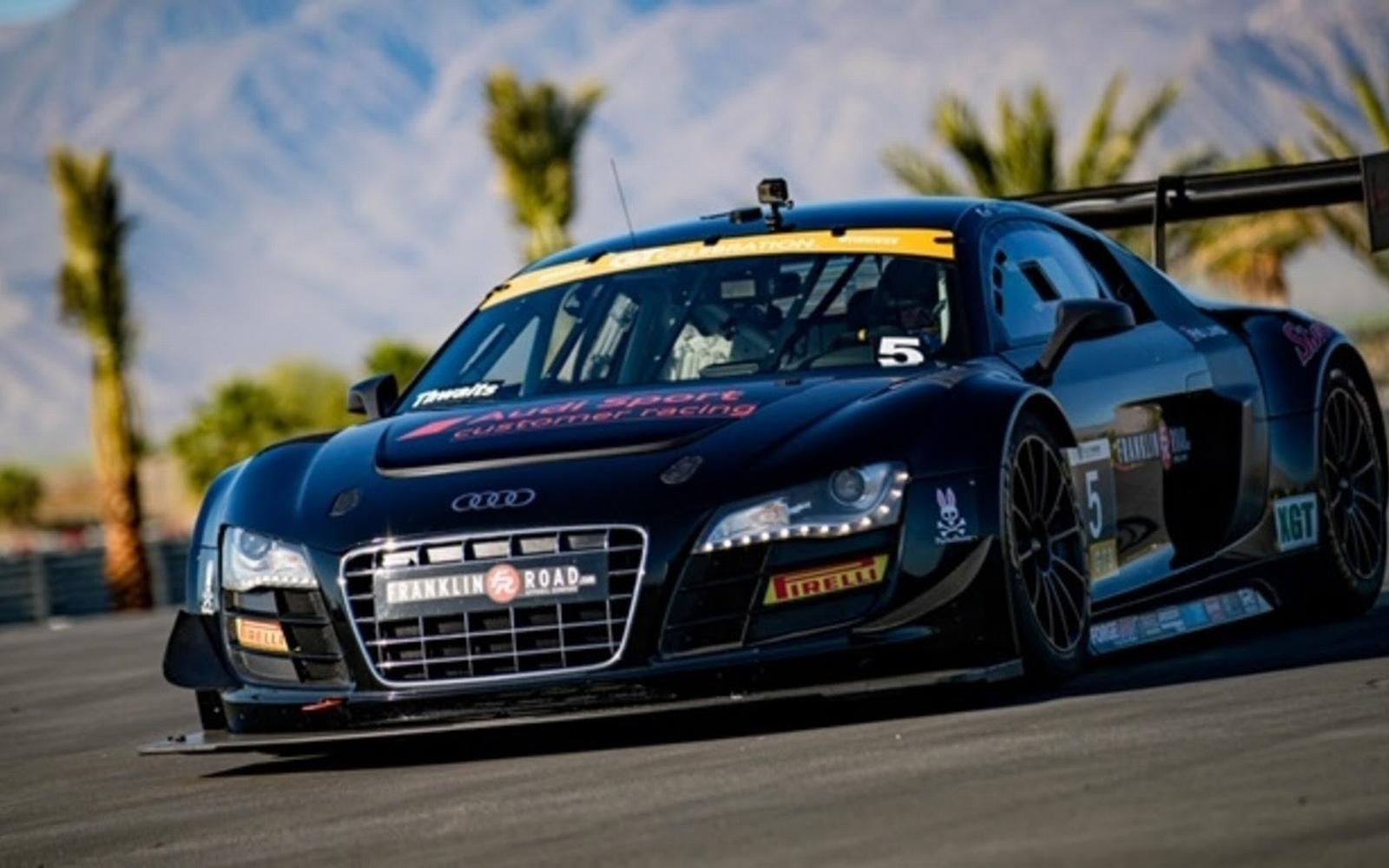 Showtime Ready for Mid Ohio Trans Am as Optimism Rises