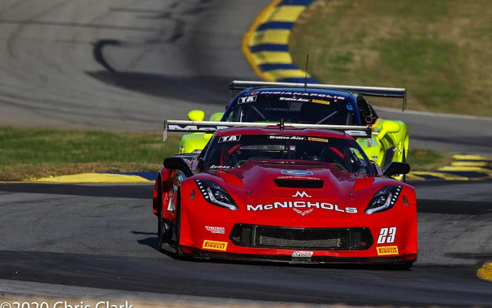 Ruman Finishes 4th Overall in 2020 TA Trans Am Championship After Scoring 5th and 7th Place Finishes at Road Atlanta Double