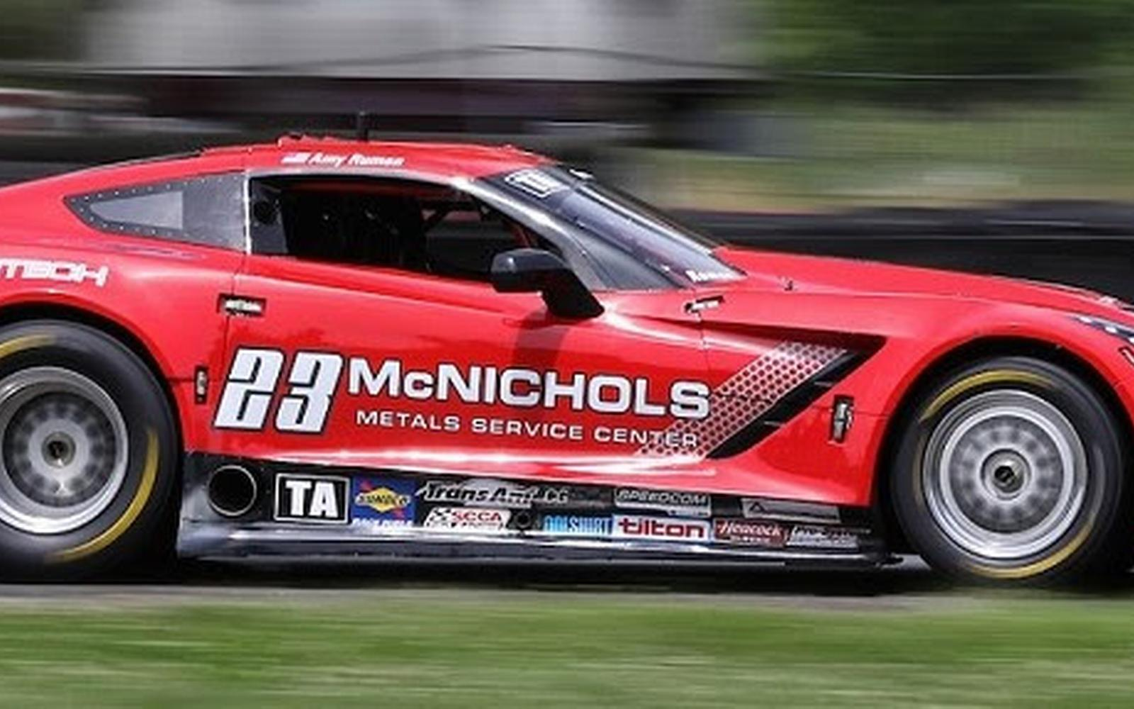 Ruman Ready for Road America Trans Am Round 4