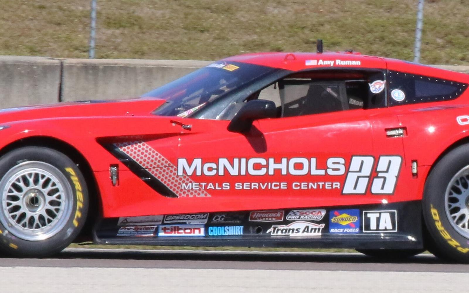 Ruman and McNichols Co. Eye 2021 Trans Am Championship Season Kicks off at Sebring SpeedTour Sunday