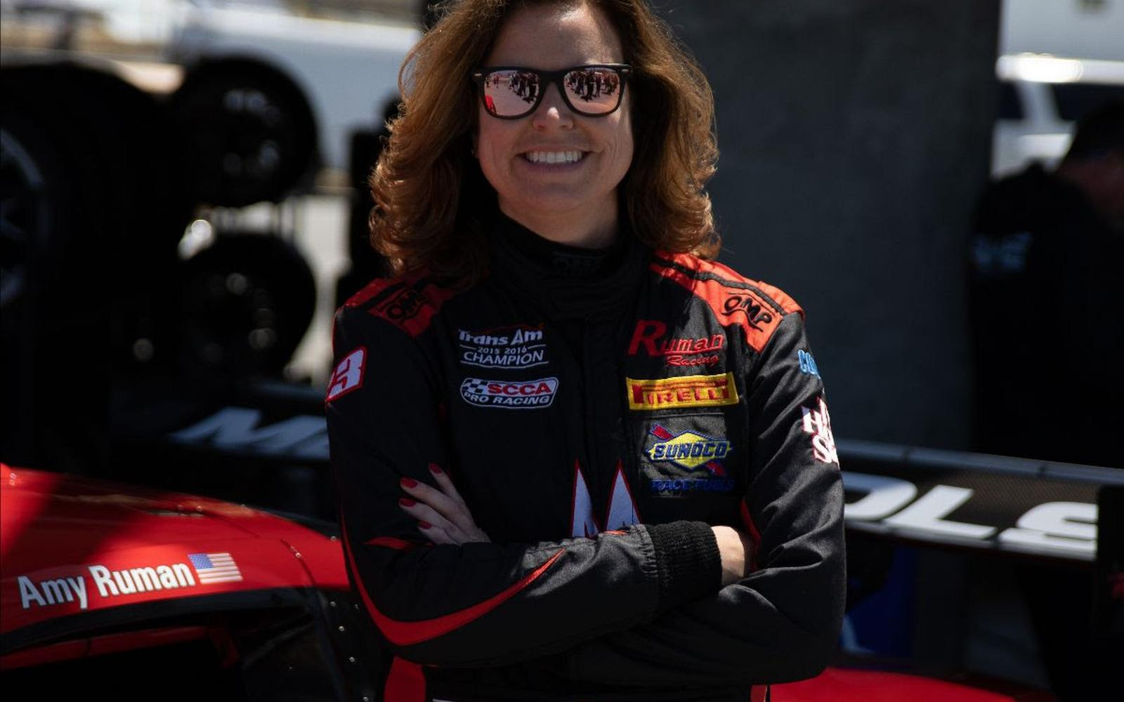 Ruman Restarts Trans Am Season at Home Track Mid-Ohio This Weekend