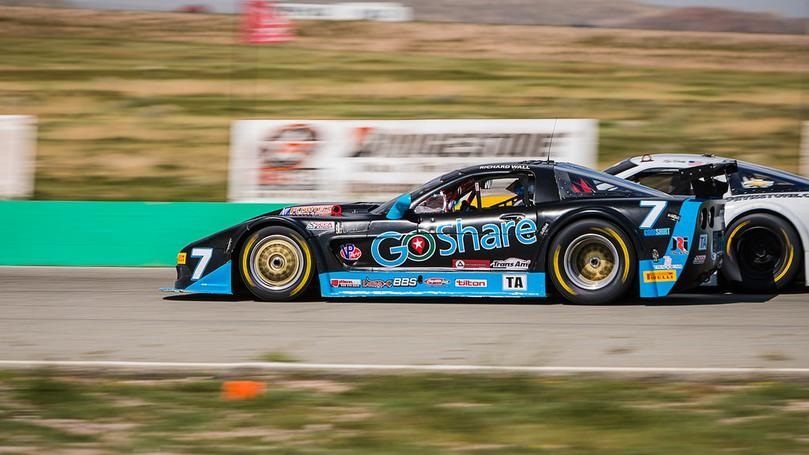 GoShare and Burtin Racing Going Back to Cali