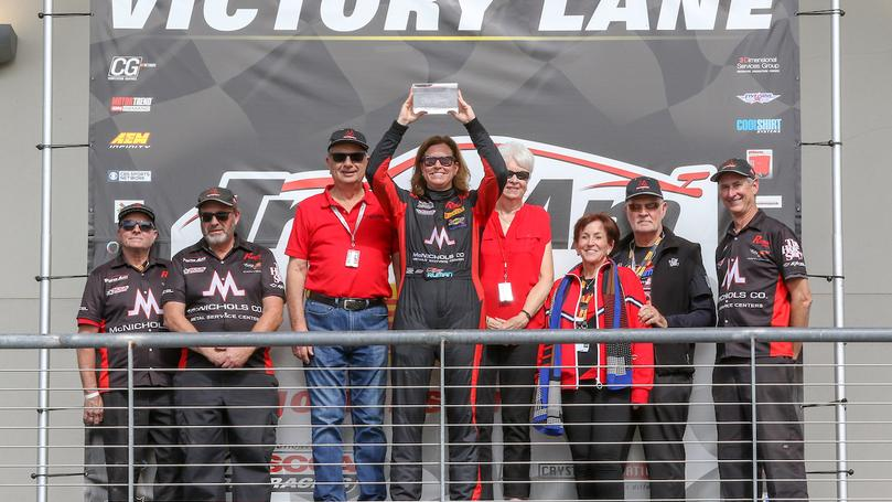 Ruman Takes 4th at COTA – Heads to Daytona for Trans Am Finale