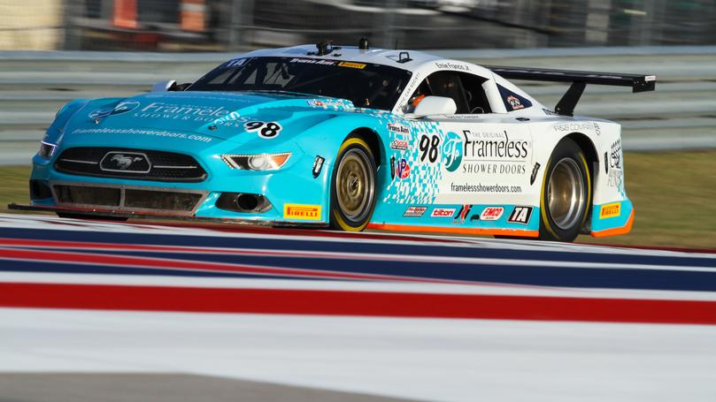 Championship in Hand, Ernie Francis, Jr. Looks to Daytona For Win 10 In Trans Am