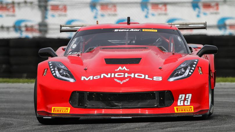 Ruman Secures 3rd in 2017 Trans Am Championship with 4th Place Finish at Daytona Finale