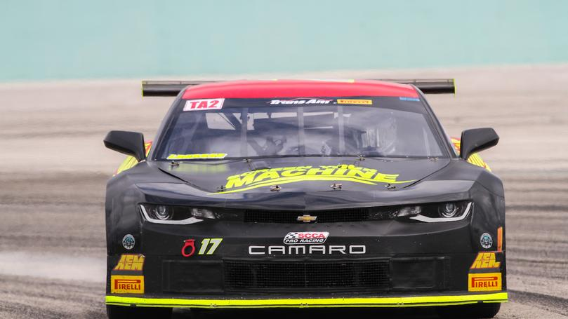 Scott Lagasse Racing at Homestead