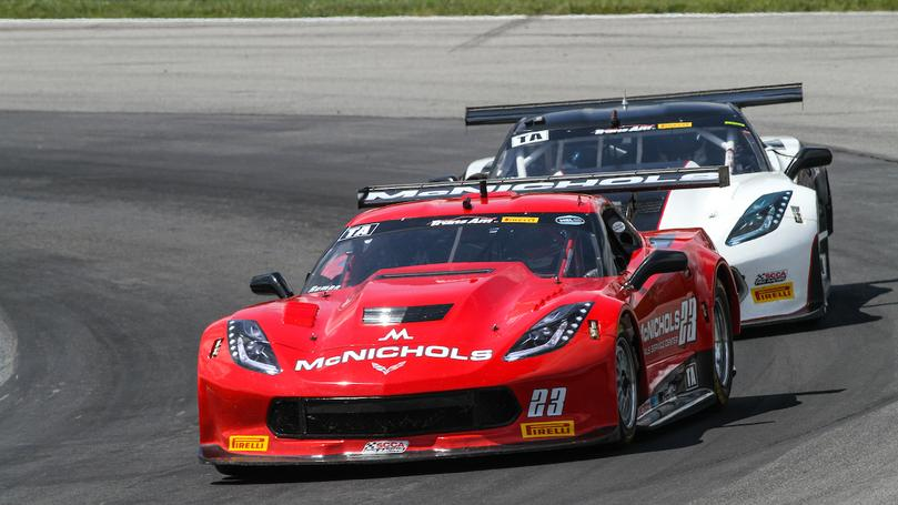 Agony for Ruman Again at Mid-Ohio First Energy Trans Am 100