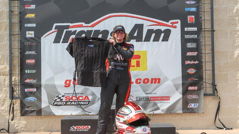 Ruman Grabs 4th at Pitt, Sets Sights on Mid-Ohio