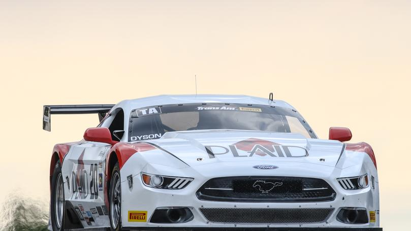 DYSON DOMINATES ROAD AMERICA TRANS AM