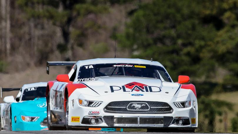 "Chris Dyson Looks for Second Straight Trans Am Win on Challenging Homestead-Maimi ""Roval"""