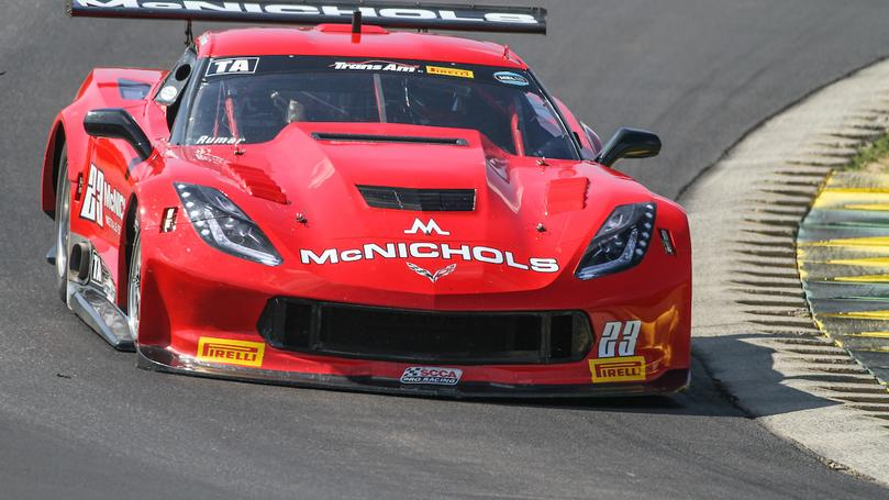 VIR Up Next for Trans Am – Ruman Set for Final 3 Rounds