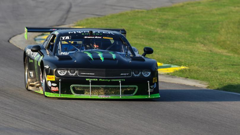 Monster Energy- Boris Said- Dodge Challenger- Weaver Racing Concepts
