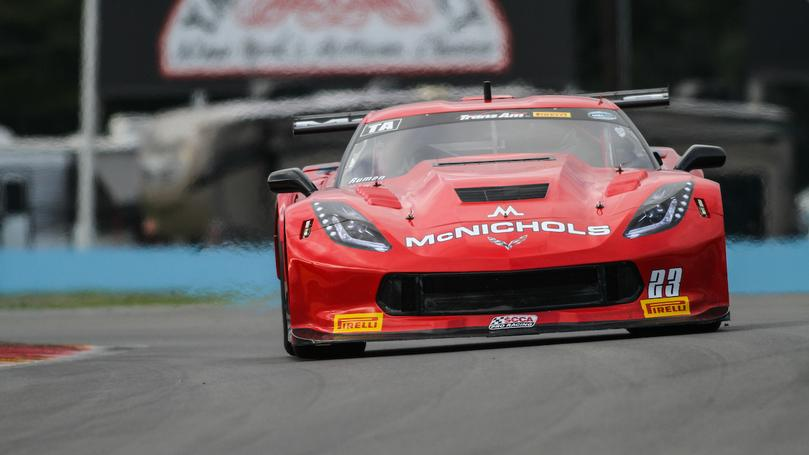Ruman Brings Home 2nd at Watkins Glen Trans Am Race