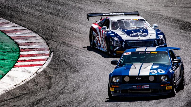 Championship Leader Roger Eagleton Heads North to Portland Trans Am