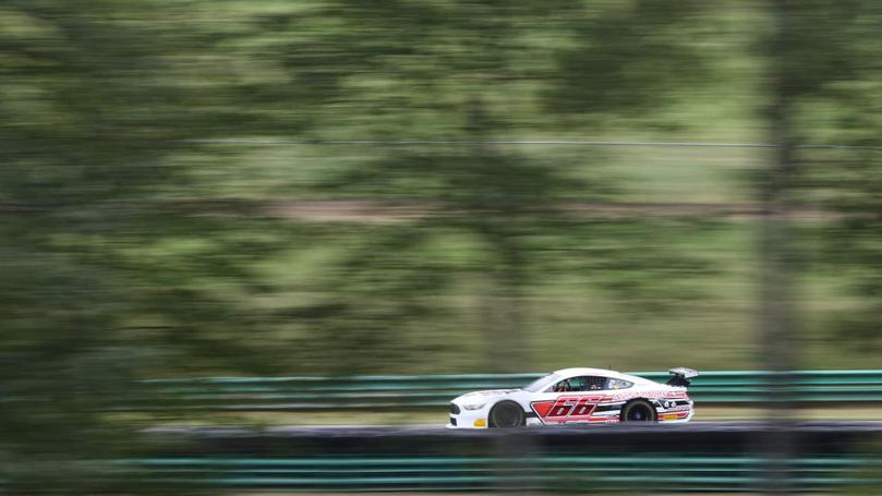 Young Gun Jett Noland Back to Business at VIR