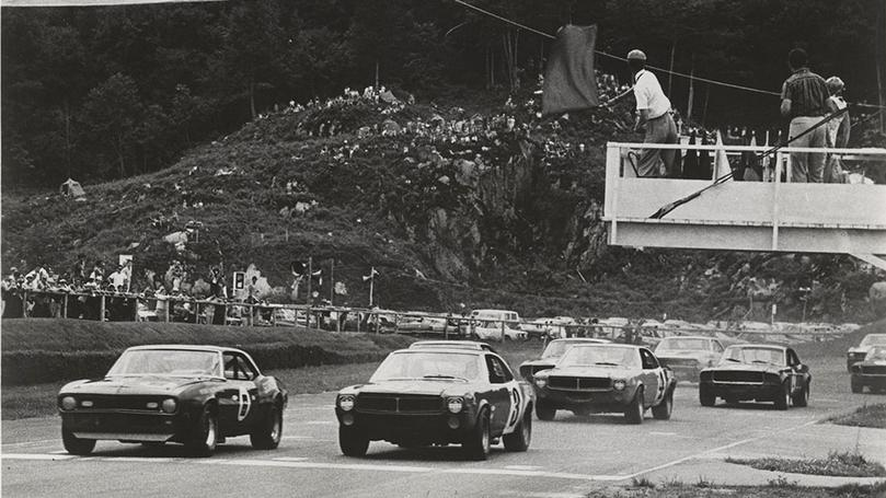 On this Day in Trans Am History: August 1-3, 1969-1971