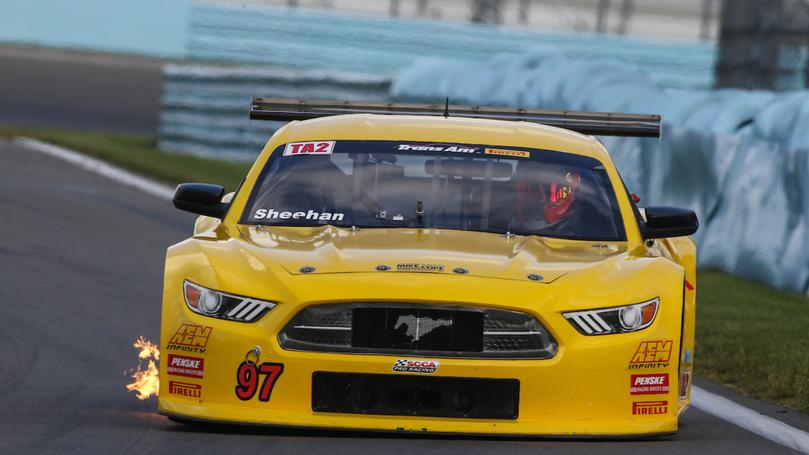 Sheehan and Damon Racing Ready To Take a Swing at Virginia Trans Am