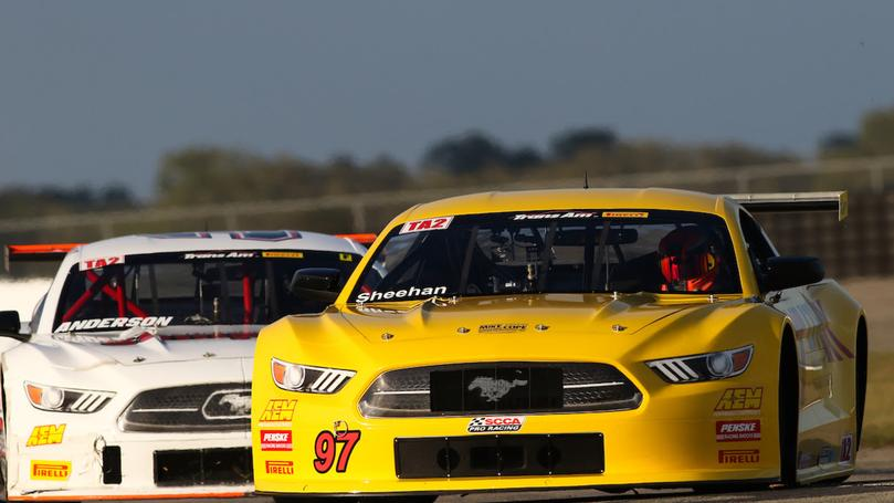 Fresh Start for Sheehan and LTK Begins at Sebring Trans Am